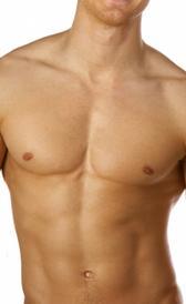 Redução de mama masculino